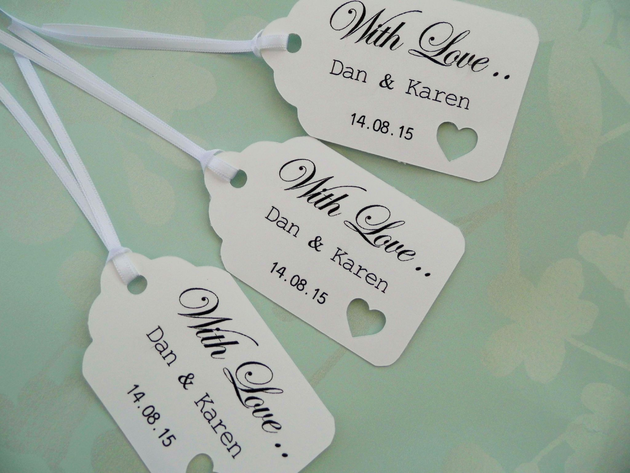 Personalised Wedding Gift Tags : Wedding Cards Personalised Wedding Gift Tags personalised wedding gift ...