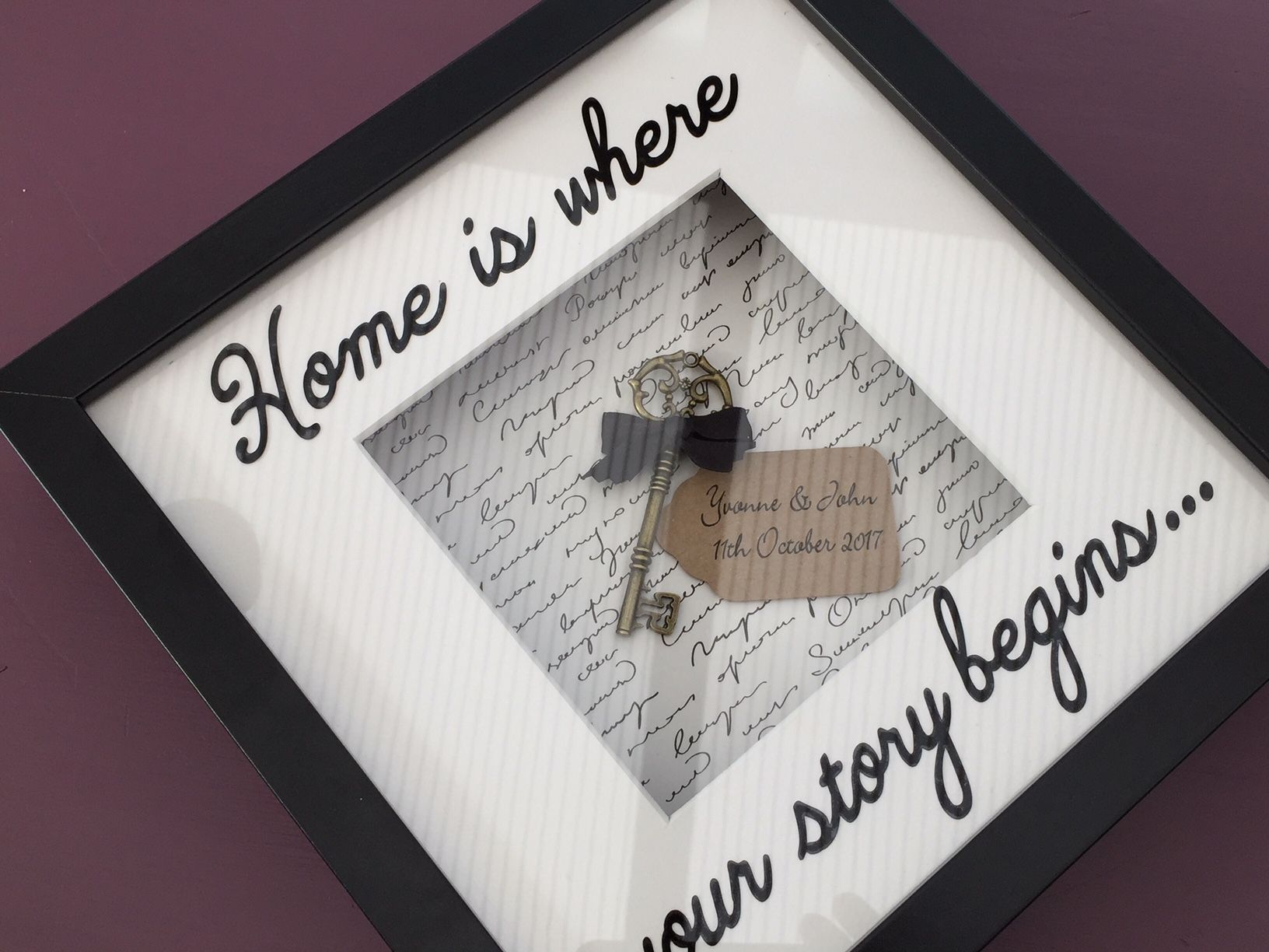 gifts for new homeowners personalised new home gift 12868